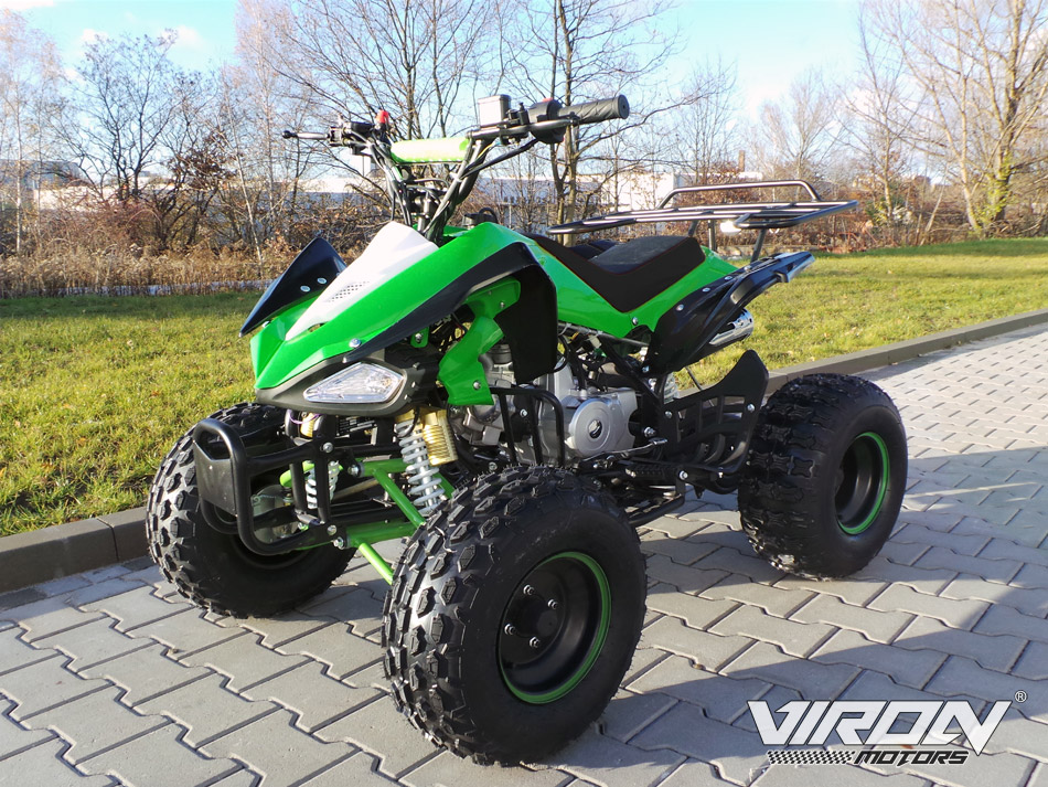 Quad 110cc - Hades<br> - ATV mit<br>Rückwärtsgang