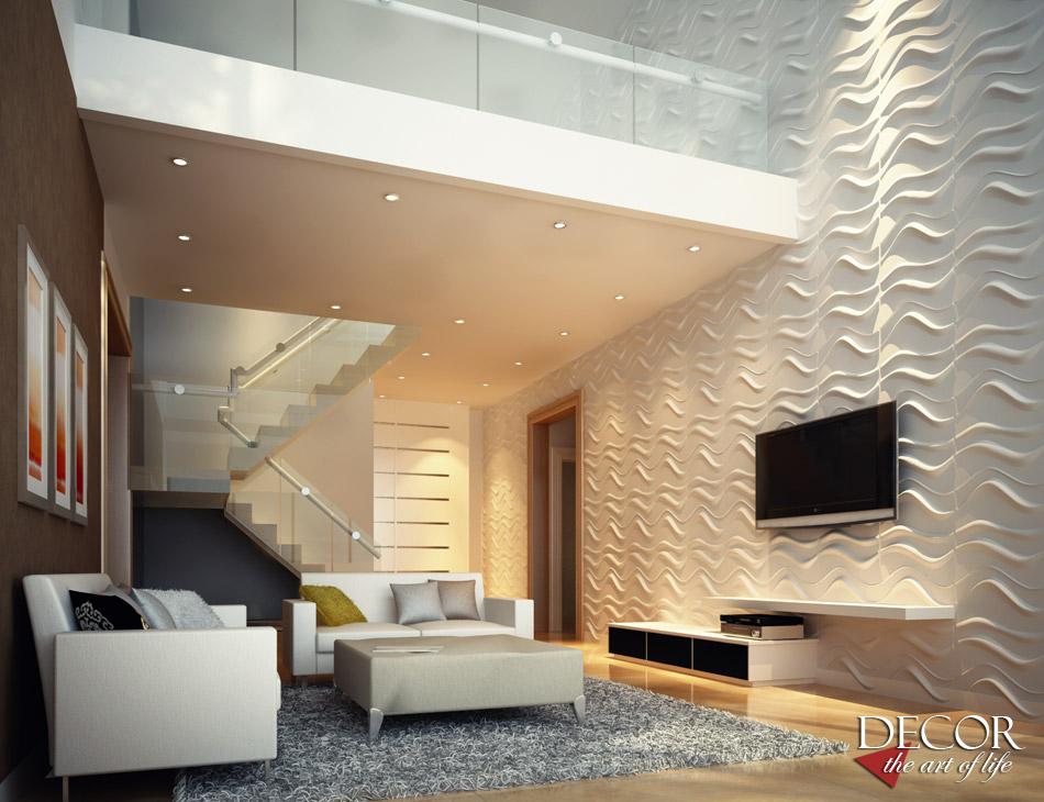 wandgestaltung wohnzimmer anthrazit – Dumss.com